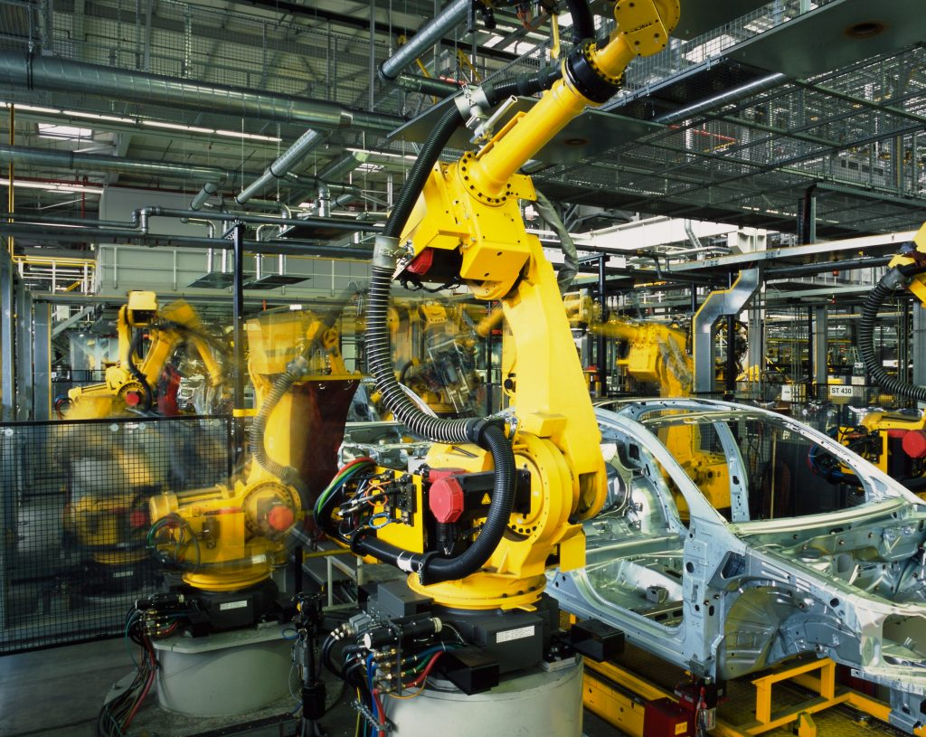 automotive manufacturing consultants