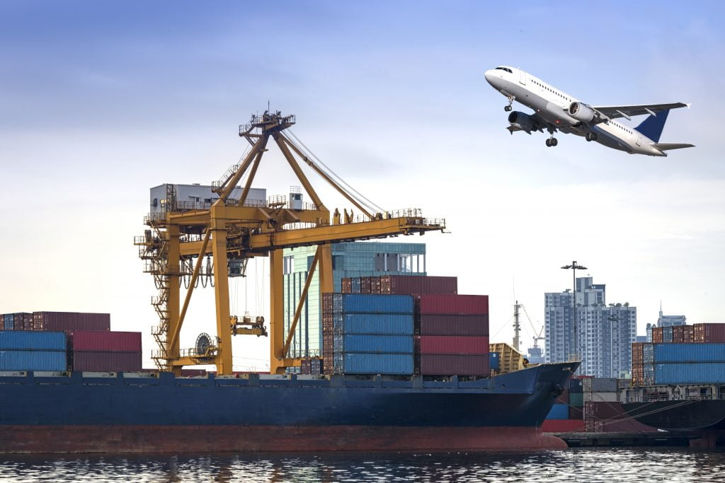 Supply chain consultancy services