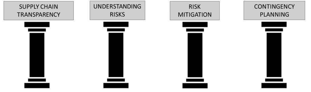 supply chain risk assessment consultants